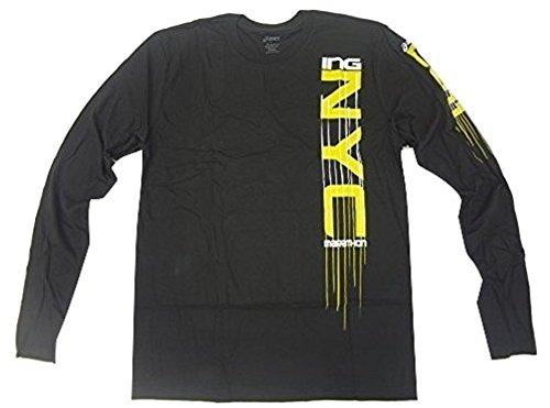 Asics Running Sleeve T Shirt Yellow