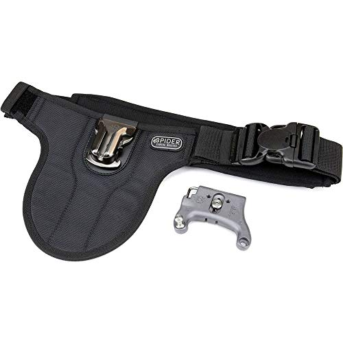 - Spider Camera Holster SpiderPro Single Camera System v2