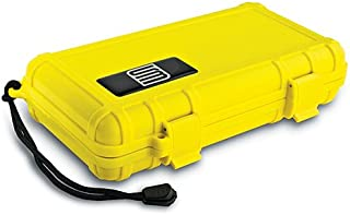 product image for S3 Dustproof Hard Case with Foam Liner for Universal - Non-Retail Packaging - Yellow