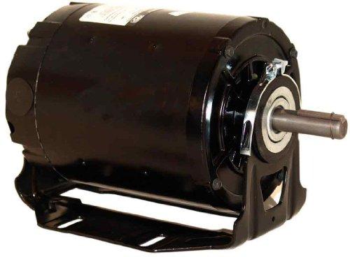 Century GK2054 Split Phase Resilient, 56 Frame, 1/2-HP, 1725-RPM, 115-Volt, 8.1-Amp, Sleeve Bearing Motor