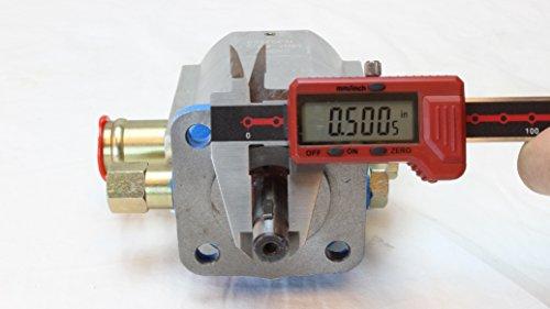 11 GPM 2 Stage Log Splitter Gear Pump [91-129-PUMP-11] Photo #3