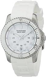 Victorinox Swiss Army Women's 241492 Maverick white Dial Watch