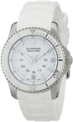 Victorinox Swiss Army Women's 241492 Maverick white Dial Watch