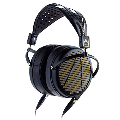Audeze LCD-4z Over Ear   Open Back Headphone   Magnesium housing   Leather Earpads