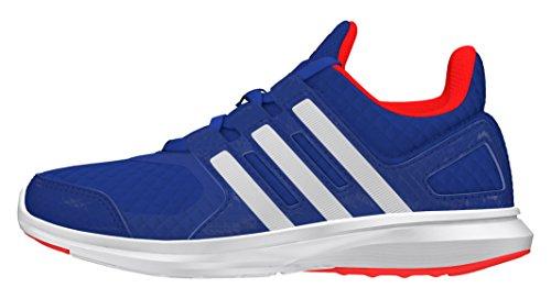 adidas HYPERFAST 2.0 K - Zapatillas de Entrenamiento Unisex Niños Azul (Reauni / Ftwbla / Rojsol)