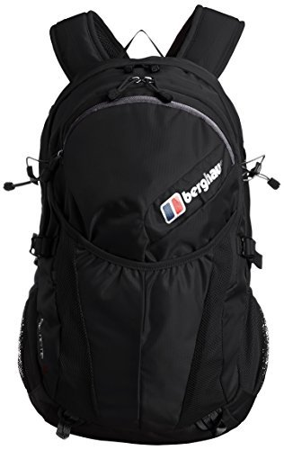 Berghaus Remote II 30 Backpack - Jet Black/Carbon, One Size