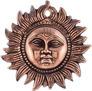 Buy Copper Sun 8 Inch Copper Online At Low Prices In India Amazon In