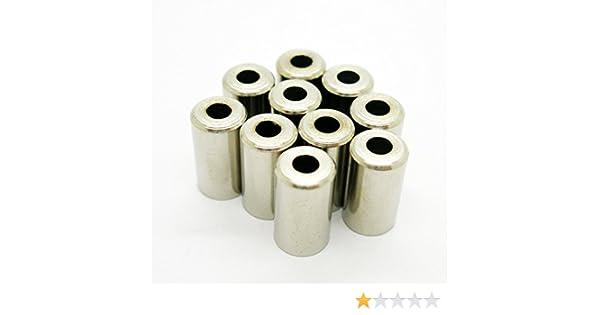 10x Topes para Funda de 6 mm para Cable Transmision Bicicleta y ...
