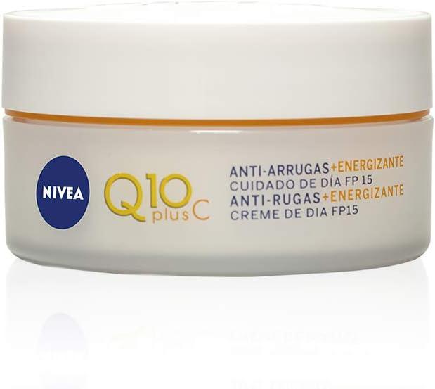 Nivea Q10 Plus Anti-Arrugas - Crema para Cuidado de Día Energizante - 50 ml