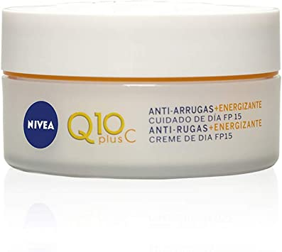 nivea q10 plus antiarrugas cuidado de día