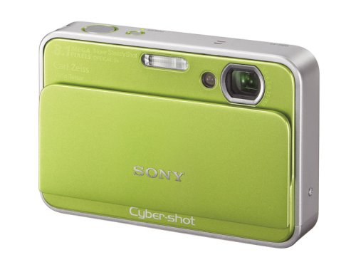 ソニー SONY デジタルカメラ サイバーショットT2 グリーン DSC-T2-G