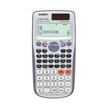 Casio Fx-991es Plus Natural Display Scientific Calculator