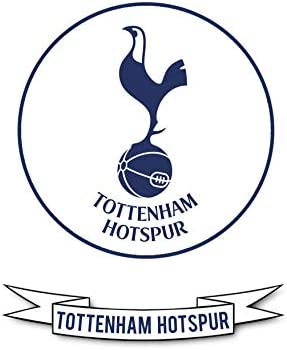 Tottenham Hotspur Spurs Cake Topper and Team Banner. Edible Icing Cake  Decorations.