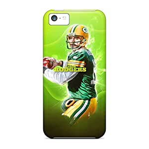 Qop5778smDZ Case Cover Protector For Iphone 5c Green Bay Packers Case