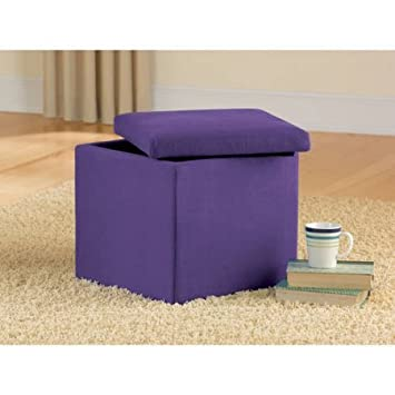 Enjoyable Amazon Com Wooden Core Plush Additional Storage Spacious Creativecarmelina Interior Chair Design Creativecarmelinacom