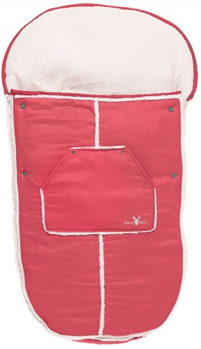 Wallaboo Nore Bunting Bags, Red by Wallaboo