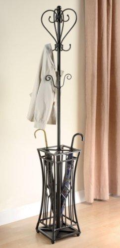 Coaster Coat Rack-Black