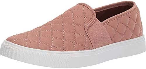 Steve Madden Women's Endell Slip-on Sneaker Blush 8.5 M US