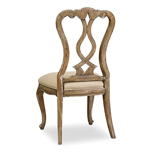 Hooker Chatelet Dining Side Chair in Caramel Froth (Set of 2)