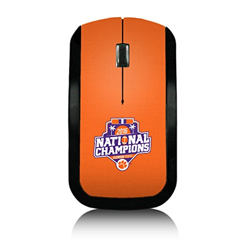 Clemson Tigers Wireless USB Mouse NCAA by Keyscaper