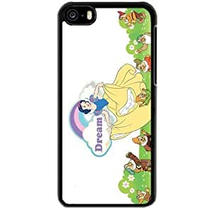 Snow White Iphone 5c Phone Case Cover LSK2350