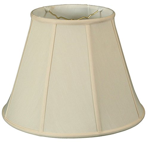 Royal Designs Deep Empire Lamp Shade - Eggshell - 8 x 14 x -