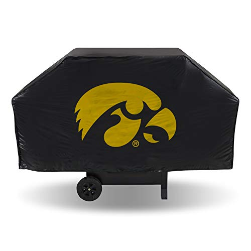 NCAA Iowa Hawkeyes Vinyl Grill Cover
