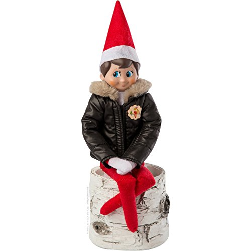 ELF on the Shelf PUFFY Pôle Nord Parka