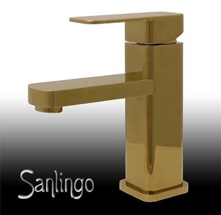 Sanlingo Modern Design Bad Badezimmer Waschbecken Einhebel Armatur