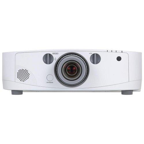NEC NP-PA600X-13ZL - LCD projector - 6000 ANSI lumens - XGA (1024 x 768) - 4:3 - LAN