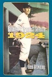 Baseball's Greatest Season