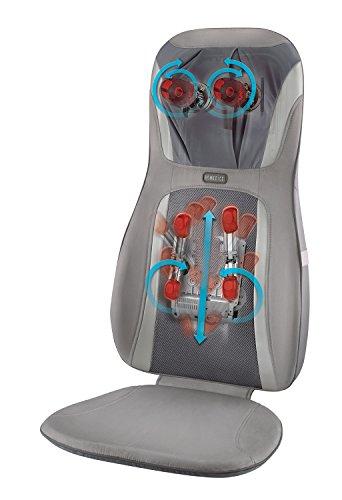 Homedics shiatsu massage chair pad