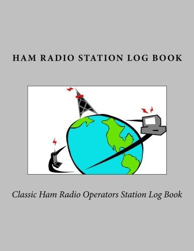 - Ham  Radio Station Log Book
