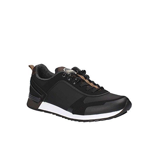 Colmar TRAVIS SKIN 033 Sneaker Herren Schwarz