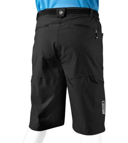 Men's Multi-Sport Shorts, color Black, size X-Small