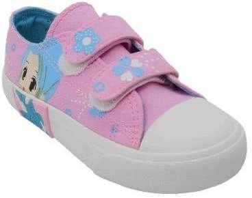 حذاء فيلكرو للبنات، المقاس 012