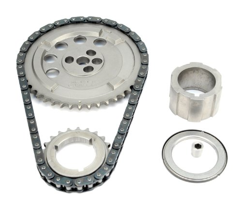 COMP Cams 3172KT Hi-Tech Timing Set with 3-Bolt Cam and 4-Sensor Hub for (Buick Comp Cams)