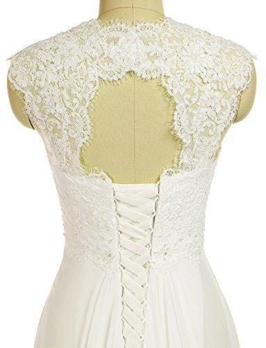 Erosebridal Gown Sleeveless Wedding New Dress Lace Chiffon Black Bridal rpwrq50x