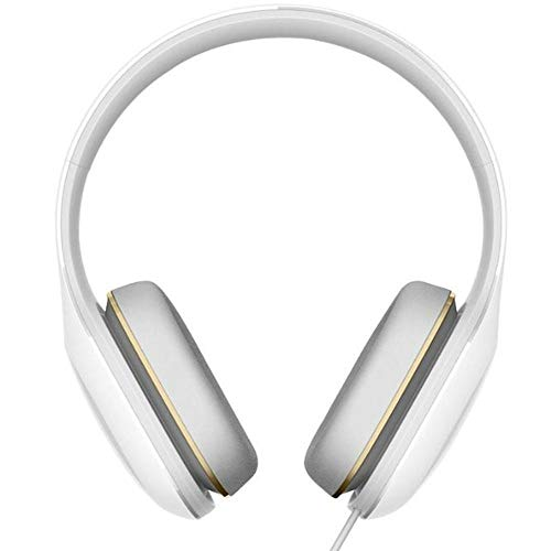 🥇 Original Xiaomi Headphones Over Ear Headphones Relaxed Comfort Version White ewest Xiaomi Mi Headphone With Mic Xiaomi Headset Noise Cancelling