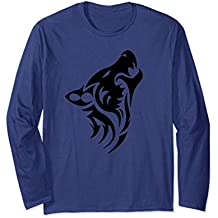 New Wolf Long sleeve T-shirt