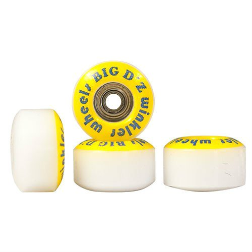 Winkler Big Daddy' Z Fingerboard Wheels - White