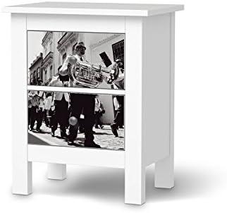 Muebles Protector de pantalla para cómoda de Ikea hemnes 2 cajones ...