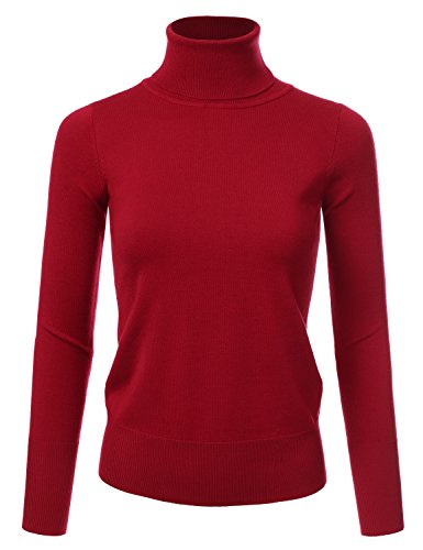 Ninexis Womens Turtle Sweater Colors product image