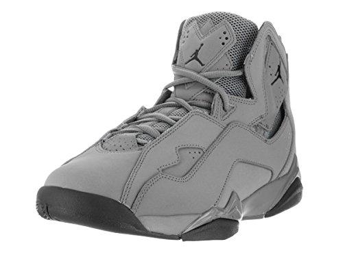 Nike Jordan Mens Jordan Vero Volo Cool Grigio / Nero Scarpa Da Basket