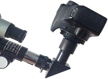 Solomark 1.25inch Telescope Accessories M42x0.75 to 1.25 Telescope Adapter and M42 Screws Copper Rod Screw