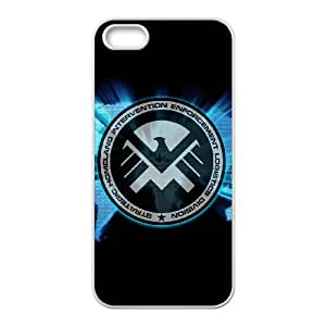 iPhone 4 4s Cell Phone Case White s.h.i.e.l.d worl