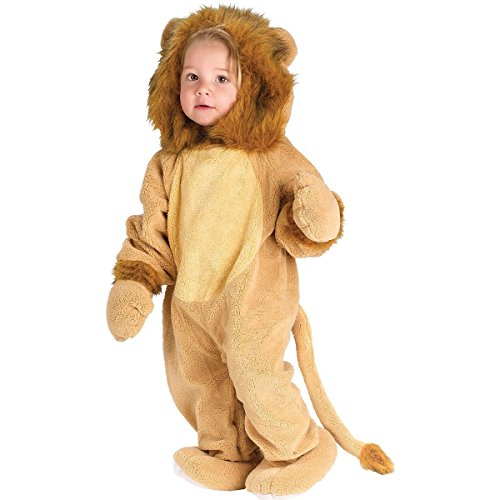Cuddly Lion Costume - Infant Small (Cuddly Lion Baby Costume)