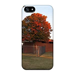 Fashionable Style Case Cover Skin For Iphone 5/5s- The Tree