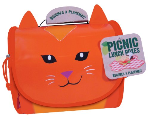 Neat-Oh! The Picnic Lunch Box & Placemat Carmen Cat