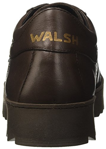Sole Collo Uomo Midsyle Leather Brown Alto dk Marrone Wrapper Walsh Sneaker A qwpndUUXE